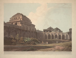 Part of the Palace, Madura